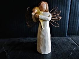 "Demdaco's Willow Tree "" Angel of Friendship "" Figurine - $29.99"