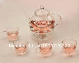LONGMING HOME 6PCS/LOT heat resistant glass 4pcs 1pc Set - $43.95