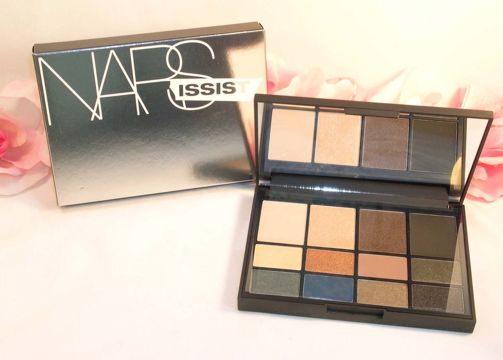 Primary image for New NARS Narsissist # 8325 Eyeshadow Palette L'amour Toujours L'amour 12 shades