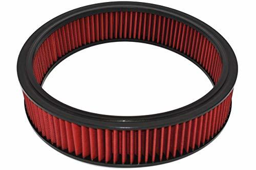A-Team Performance Air Filter Element High Flow Replacement Air Cleaner Washable