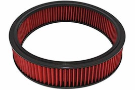 A-Team Performance Air Filter Element Air Cleaner High Flow Replacement Washable