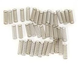 LOT OF 40 NEW KRONES 1-099-04-040-0 PRESSURE SPRINGS 1-099-04-040-0