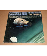 The T- Bones Everyone's Gone To The Moon Vinyl Record Album Liberty Labe... - $45.99
