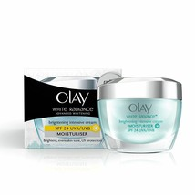 Olay White Radiance Protective Skin Cream Moisturizer SPF 24/ UVA/UVB | 50g - $27.71