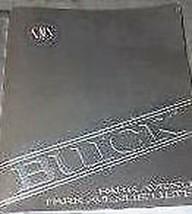 1992 GM Buick Park Avenue & park avenue Ultra Service Shop Manual FEO Fa... - $69.24