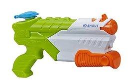 Nerf Super Soaker WashOut Blaster - $8.82