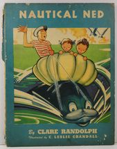 Nautical Ned by Clare Randolph - $9.99