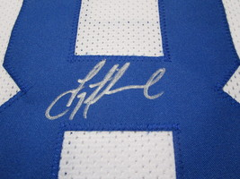 TROY AIKMAN / NFL HALL OF FAME / AUTOGRAPHED DALLAS COWBOYS CUSTOM JERSEY / COA image 4