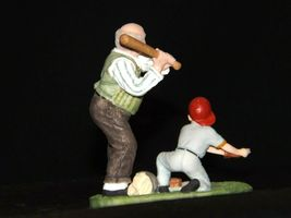 """""""Gramps at the Plate"""" by Norman Rockwell Figurine AA19-1664 Vintage image 6"""