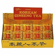 Prince of Peace Instant Korean Panax Ginseng Tea - 100 Count (NO PAYPAL) - $18.99
