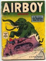 Airboy Comics Vol 7 #5 1950- elephant cover FAIR - $44.14