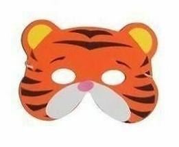 Arancione Tigre Maschera, Bambini Schiuma Eva Maschere di Animali, Costume - $1.22