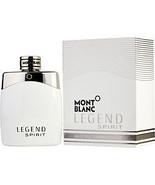 MONT BLANC LEGEND SPIRIT by Mont Blanc - $52.00