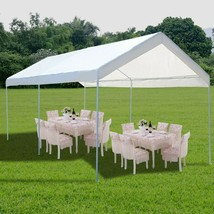 10 x 20 CAR CANOPY STEEL FRAME PORTABLE SHELTER (BRAND NEW) - $162.98