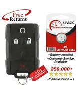 For 2008 2009 2010 2011 2012 2013 Chevrolet Avalanche Keyless Remote Key... - $15.48