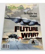 Bulletin of the Atomic Scientists Magazine November/December 1998 Future... - $10.85
