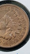 1909S Indian Head Cent Penny  image 4