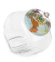 NEW MacKenzie-Childs Butterfly Garden Cookie Jar - SKY  - $245.00
