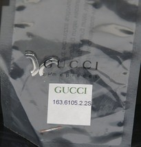 NIB Gucci Replacement Link -Small - - 6100 / 6105  L Watch - Silver Tone - $24.95