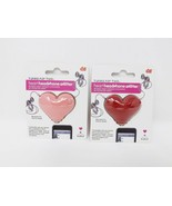 DCI Tunes For Two Heart Headphone Splitter - New - $10.99