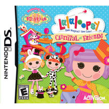 Lalaloopsy: Carnival of Friends (Nintendo DS, 2012) NEW Video Game - €12,83 EUR