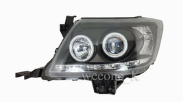 Headlights Lamps Projector Led L.E.D For Toyota Hilux MK7 Vigo Champ 2012 - 2014 - $519.37