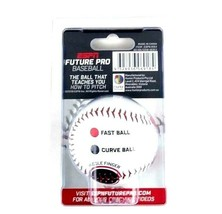 ESPN Future Pro Training Baseball Learn How To Pitch Like A Pro Fast Cur... - $2.99