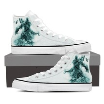 Assassin's Creed 3 Connor Tomahawk Axe Dope Sneaker Converse Shoes - $59.99