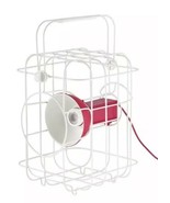 Ikea Plastica 2017 Led Multiuso Luce Ricaricabile Rosso Bianco 403.338.0... - $49.53