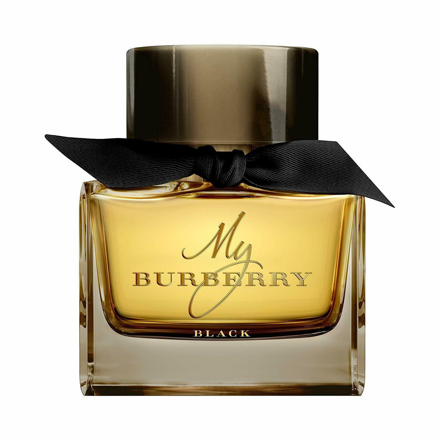 Primary image for BURBERRY My Burberry Black Parfum Spray 3 oz