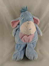 "Disney Eeyore Plush 13"" Cushy Winnie the Pooh Stuffed Animal - $18.07"