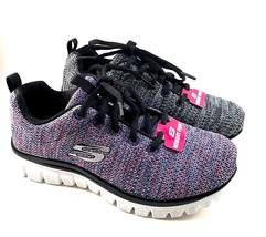 Skechers 12614 Air Cooled Memory Foam Lace Up Sneakers Choose Sz/Color - $59.00