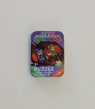 PJ Masks - Children's Mini Puzzle in Collective Tin, 24 pcs, New Sealed ... - $4.99