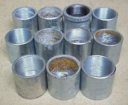 Coupings for 1 1/2in Conduit Lot of 11 - $23.15