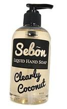 Sebon Clearly Coconut Liquid Hand Soap, 8 Oz - $7.99