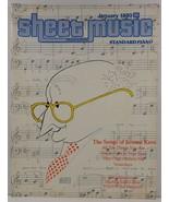 Sheet Music Magazine January 1980 Standard Piano - $3.99