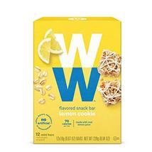WW Lemon Cookie Mini Bar - High Protein Snack Bar, 2 SmartPoints - 1 Box... - $16.61