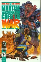 Martha Washington Goes to War #3 of 5 The Valley of Death [Comic] Frank Miller a - $5.79