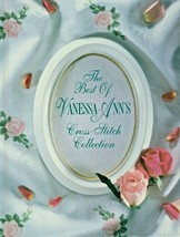 """Hard Covered Book - """"The Best Of Vanessa-Ann's"""" - Vanessa-Ann - Gently Used - $18.00"""