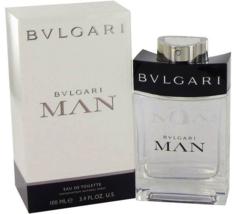 Bvlgari Man Cologne 3.4 Oz Eau De Toilette Spray image 1