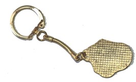 Vintage Zodiac Aquarius Bezalel Key Chain Holder Israel Souvenir Original Pack image 2