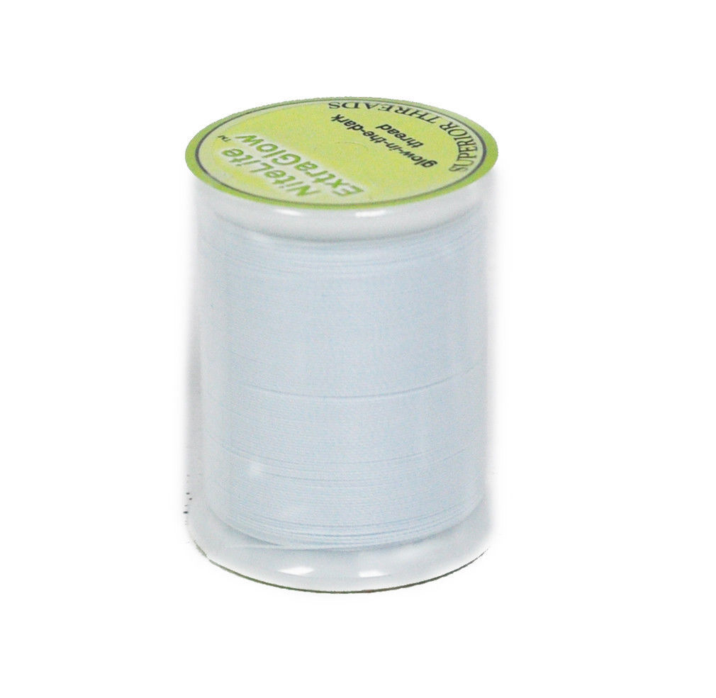 Nite Lite Extra Glow Blue Thread