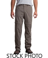Men's BugsAway Sol Cool Ampario Convertible Pants -  30/30 Cigar ($115 M... - $59.40