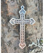 Illuminati Secret College Of Light Cross Pendant EXTREME Attraction Mone... - $100.00