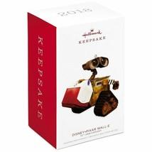 Hallmark Keepsake 2018 Disney 10th WALL-E Christmas Ornament New with Box - $22.90