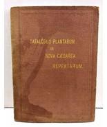 Catalogus Plantarium In Nova Caesarea Repertarum Book 1877 New Jersey Bo... - $49.99