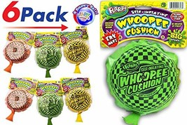 2CHILL Whoopee Cushion Flarp (Pack of 6) Prank Self-Inflating Fart (Pack... - $21.81