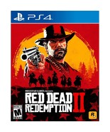 Red Dead Redemption 2 - PlayStation 4 NEW SEALED IN BOX - $59.99