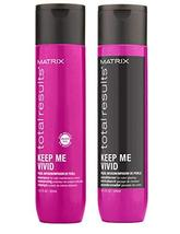 Matrix Total Results Keep me Vivid Shampoo And Conditioner 10.1 Oz - $35.64