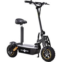 ELECTRIC SCOOTER MOTOTEC 2000w 48v FRONT AND REAR DISC BRAKES FOLDING SCOOTER image 1